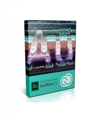 Software, Adobe Audition CC, 1 user, 1 year (65224739BA01A12)
