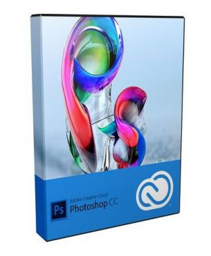 Software, Adobe Photoshop CC, 1 user, 1 year (65224658BA01A12)
