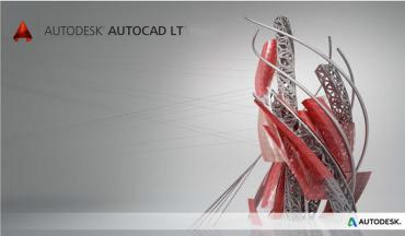 Software, Autodesk AutoCAD LT 2015 Commercial New SLM 5-Pack (057G1-R35111-10C1)