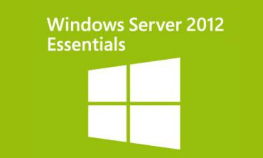 Microsoft® Windows Server Essentials 2012, 64Bit, Eng, DSP, 1-2CPU (G3S-00123)