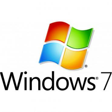 Windows Pro 7 SP1 32 bit English 1pk DSP