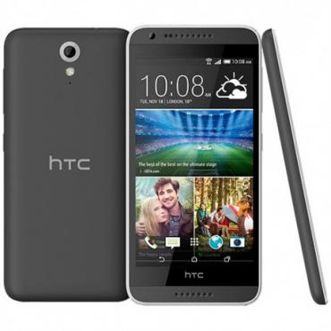 HTC Desire 620G dual sim Matte Grey Light Grey Trim