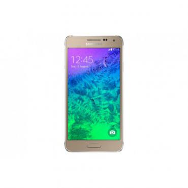 Smartphone Samsung SM G850F GALAXY ALPHA Frosted Gold