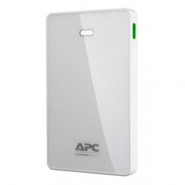 APC Mobile Power Pack 10000mAh Li polymer White