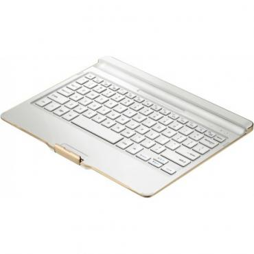 Samsung Galaxy Tab S 105 Keyboard Book Cover White