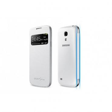 Samsung Galaxy S4 mini S View Cover White