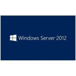 OS, Microsoft® Windows Server 2012 MS WS12, 5 User CAL, EMEA Lic (701606-A21)