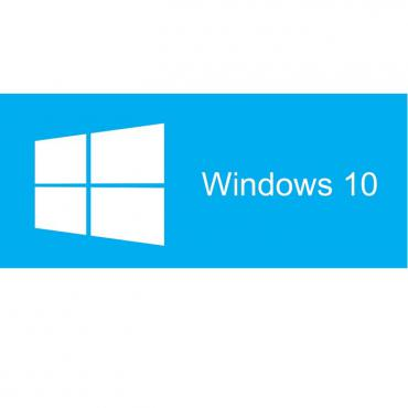Microsoft Windows 10 Home Get Genuine Kit, 64-bit Английски, Intl 1pk DSP, DVD