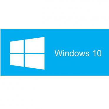 Microsoft Windows 10 Home, 32-bit Английски, Intl 1pk DSP, DVD