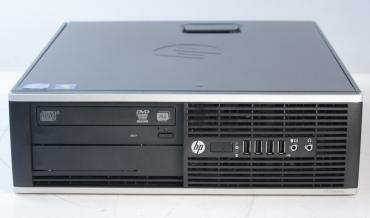 Компютър, HP Compaq 6200 Pro SFF Slim /Intel G850 (2.9G)/ 4GB RAM/ 250GB HDD/ int. VC (80050027)