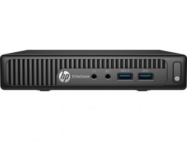 Компютър, HP EliteDesk 705 G3 DM /AMD PRO A6 9500E (3.0G)/ 8GB RAM/ 128GB SSD/ int. VC/ A class (80081944)