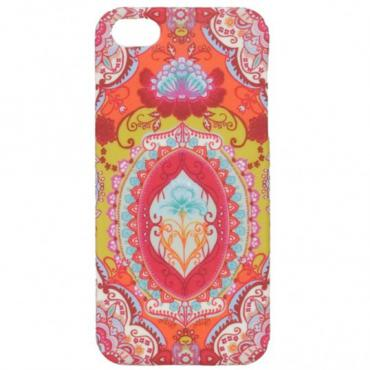 Oilily Travel Lotus iPhone 4 & 4S Case - Red
