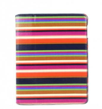 Fossil Tech Case Multi Stripe Tablet Easel - Stripe