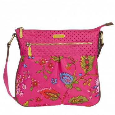 Oilily Colored Dreams Flat Shoulderbag - Pink