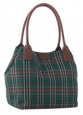 TOM TAILOR Miri Brit Shopper - Green