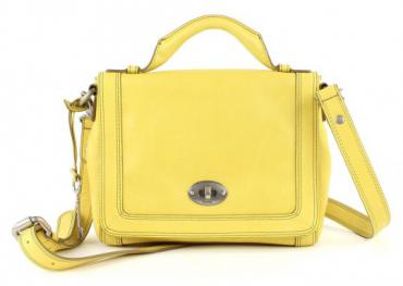Fossil Marlow Flap - Citrus