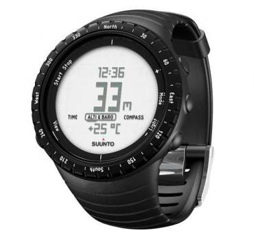 Zegarek gps outdoor Suunto Core Regular Black