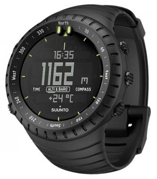 Zegarek gps outdoor Suunto Core All Black