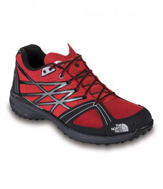 Wdrówka The North Face Ultra Hike Tnf Red / Tnf Black Man