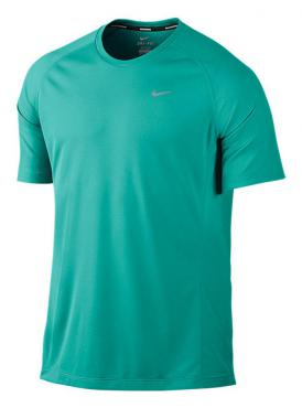 Koszulki tech krótki rkaw  Nike Miler Uv Team S/s Light Retro