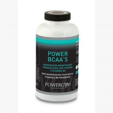 Aminokwasy Powergym Power Bcaas 280 Units