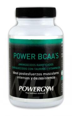 Aminokwasy Powergym Power Bcaas 120 Units