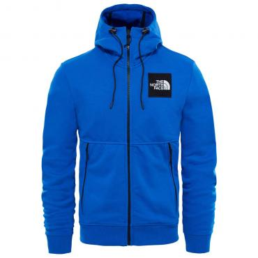 Swetry  The-north-face Fine Full Zip Hoodie