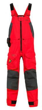 Musto Hpx Ocean Trousers Red / Dark Grey Man