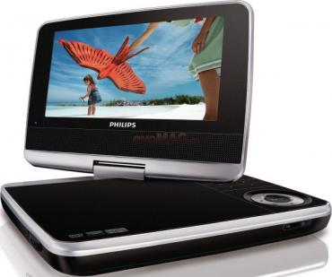 DVD Player Portabil Philips PD7020