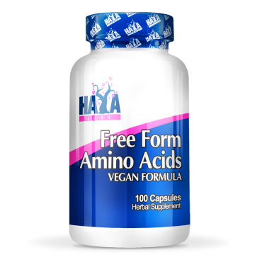 Free Form Amino Acids 100 caps