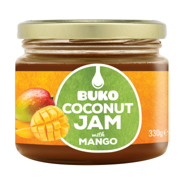 Coconut Jam with Mango 330 g