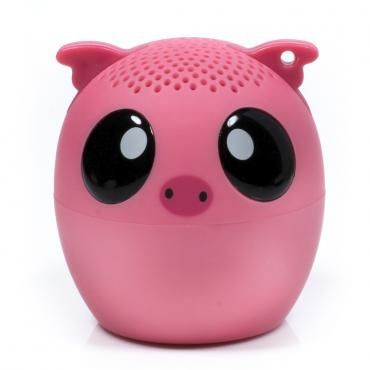 Mini Animal Bluetooth Speaker Gris