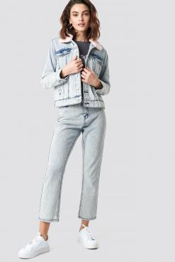 XLE the Label Maddy Denim Jacket - Jeansjackor - Blue