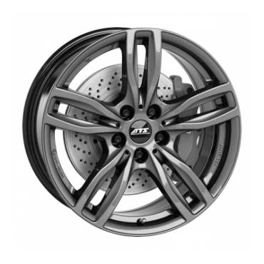 ATS Evolution G.Grey 7.5x17 5/120.00 ET43 B72.5