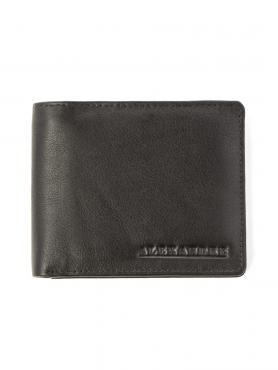 Alexandre of England Black Leather Wallet 0 Black
