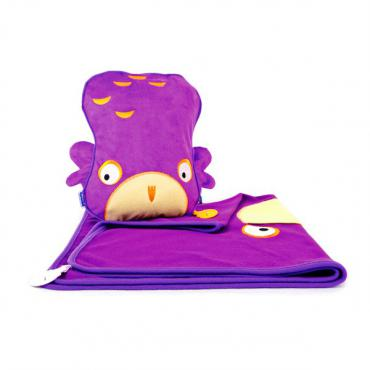 Trunki SnooziHedz - Ollie the Owl - Purple