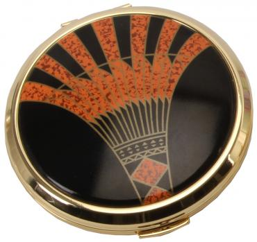 Stratton Heritage Coll Compact Loose Powder 70mm Art Deco