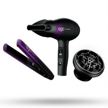 Ego Professional Special Edition Macmillan Trip Travel Set - Purple