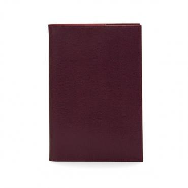 Aspinal of London Refillable Journal A5 - Burgundy