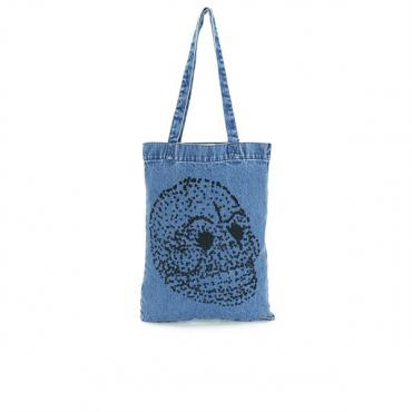 Cheap Monday Men's New Fly Skull Tote - Blue