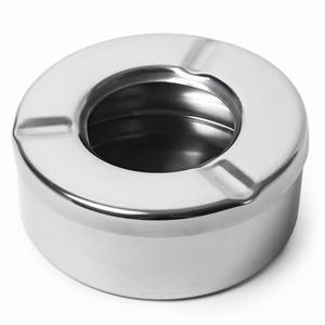 Windproof Ashtray Stainless Steel (Pack of 24)