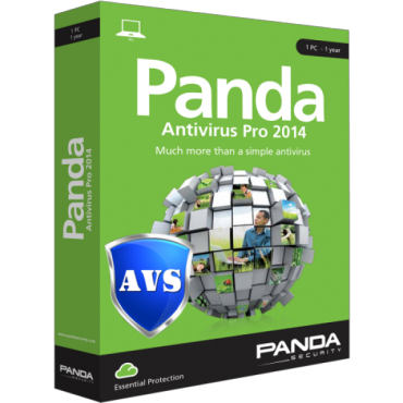 Panda 2014 Antivirus Pro (1 User/License  1 Year)