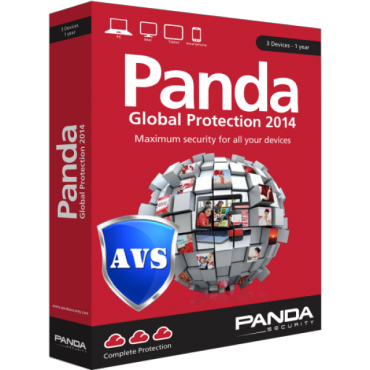 Panda 2014 Global Protection (3 User/License  1 Year)