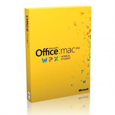 Microsoft Office for Mac - Home and Student 2011