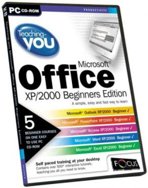 Teaching-You Microsoft Office XP And 2000 [Beginners Edition